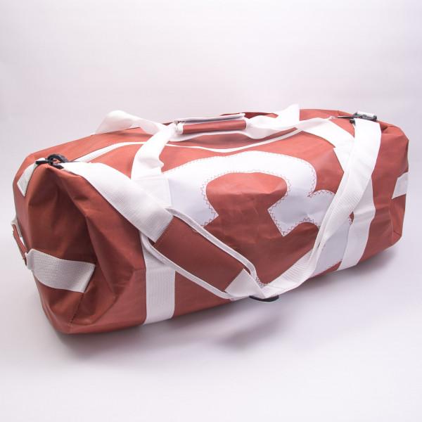 Barrel Bag Tan Large