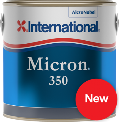 International Micron 350 Antifouling 2.5L