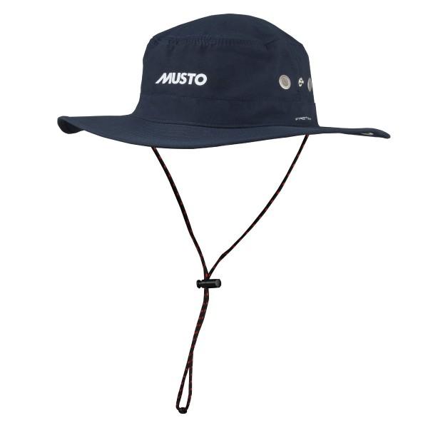Musto Evolution Fast Dry Brimmed Hat True Navy