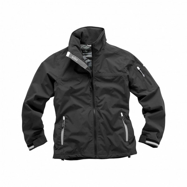 Gill Women's Crew Jacket Graphite