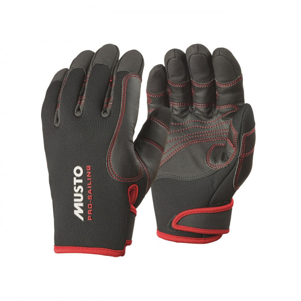 Musto Performance Winter Sailing Glove Black 80046