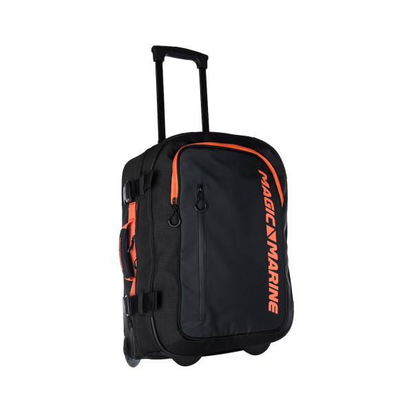 Magic Marine Wheeled Flight Bag 30L Black