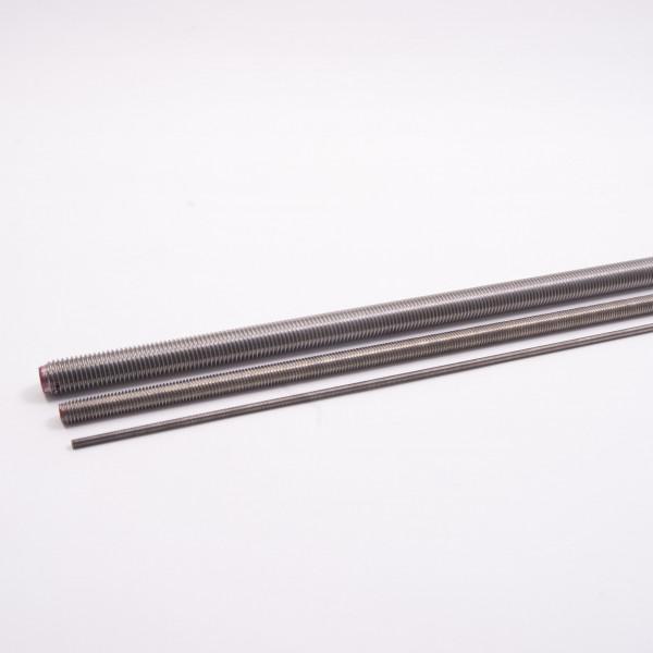 Studding Threaded Rod 1m A4