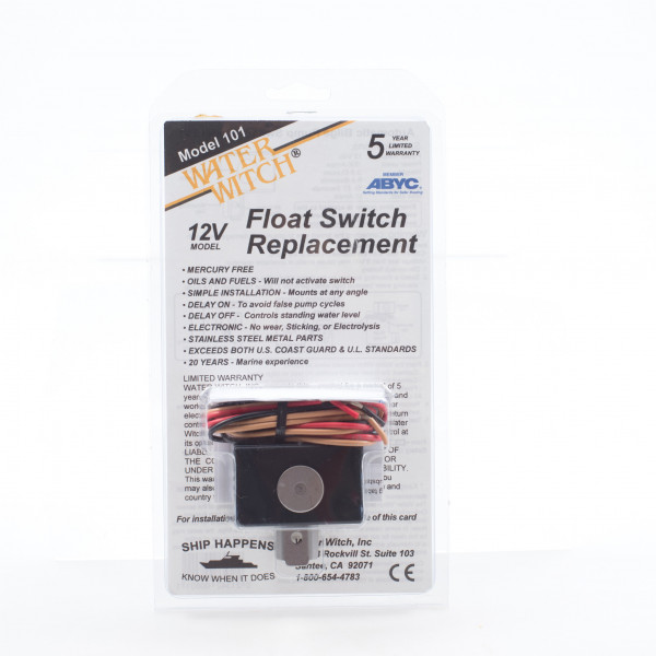 Water Witch Electronic Float Switch