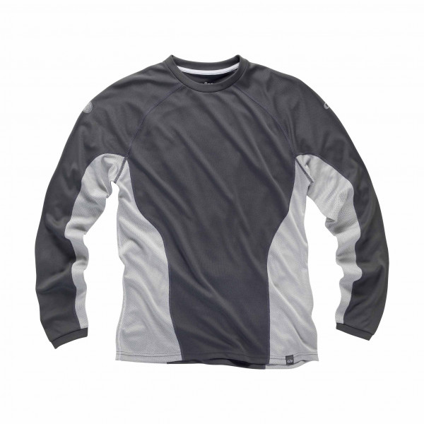 Gill i2 Men's Long Sleeve T-Shirt Ash Base Layer