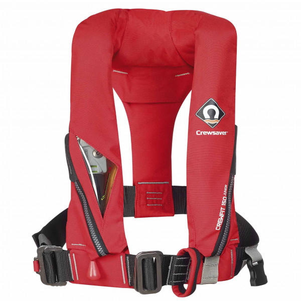 Crewsaver Crewfit 150N Junior Lifejacket Automatic with Harness