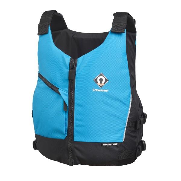 Crewsaver Sport 50N Buoyancy Aid Blue Junior
