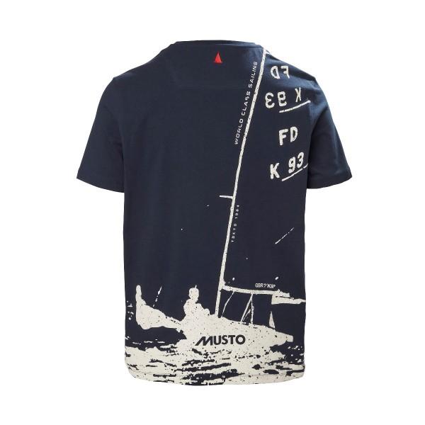 Musto FD K93 T-Shirt True Navy