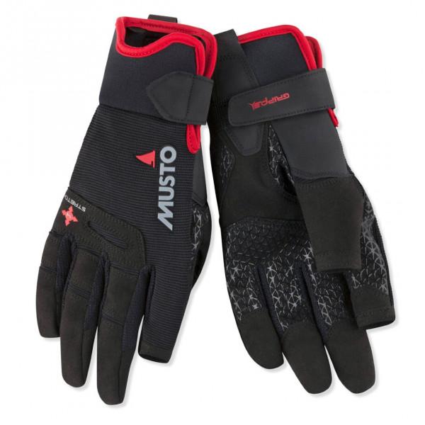 Musto Performance Short Finger Sailing Glove Black 80104
