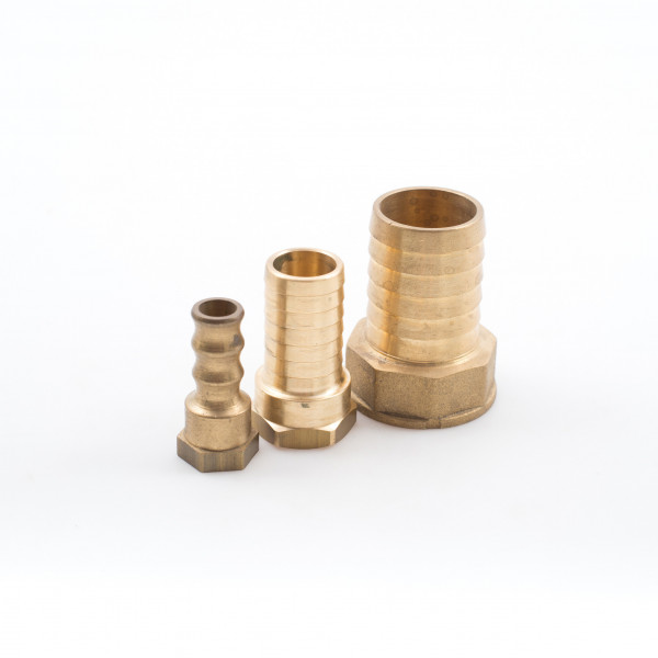 Hosetails Female BSP Brass