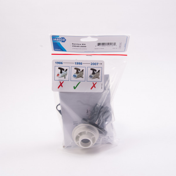 Toilet Service Kit 1998-2006
