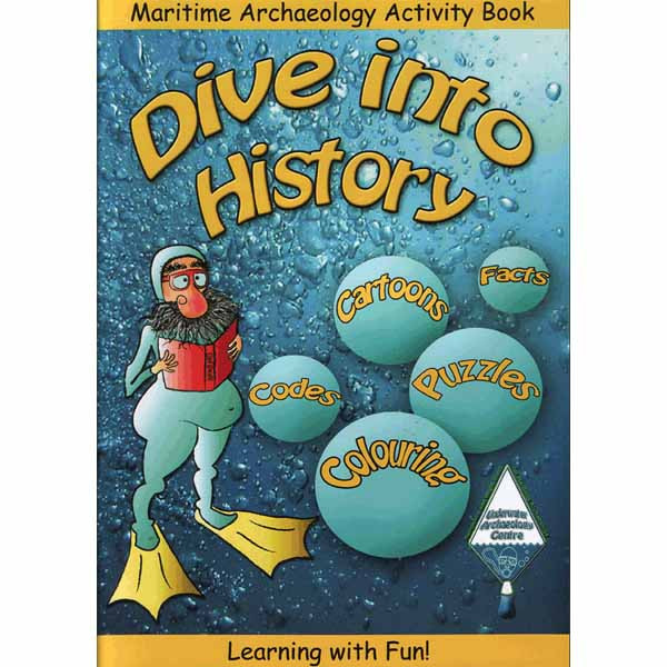 Dive Into History Activity Book