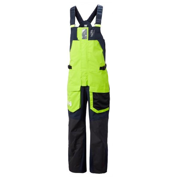 Helly Hansen Skagen Offshore Bib Trousers Azid Lime 33908