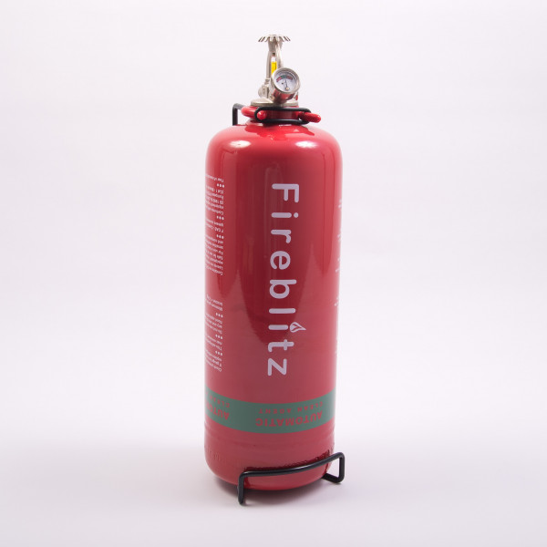 Automatic Fire Extinguisher Clean Agent 2kg Manufactured 2015