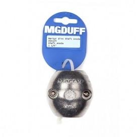 """MGDUFF ZSA125 Zinc Ball Shaft Anode 1 1/4"""""""