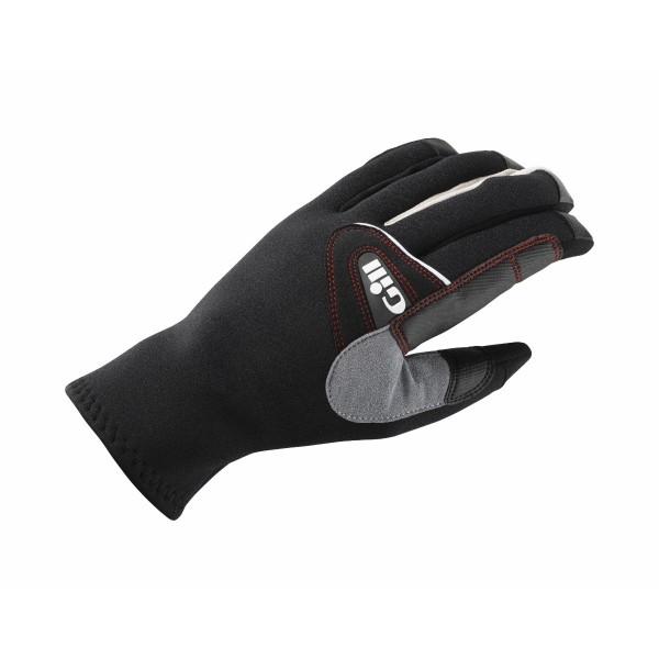 Gill Junior Three Season Gloves Black