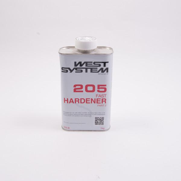 West System Epoxy 205B Hardener 1.0kg