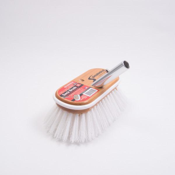 """Brush Stiff White 6"""" Shurhold"""