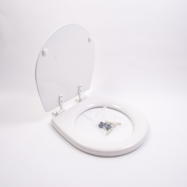Toilet Seat & Lid Compact Bowl