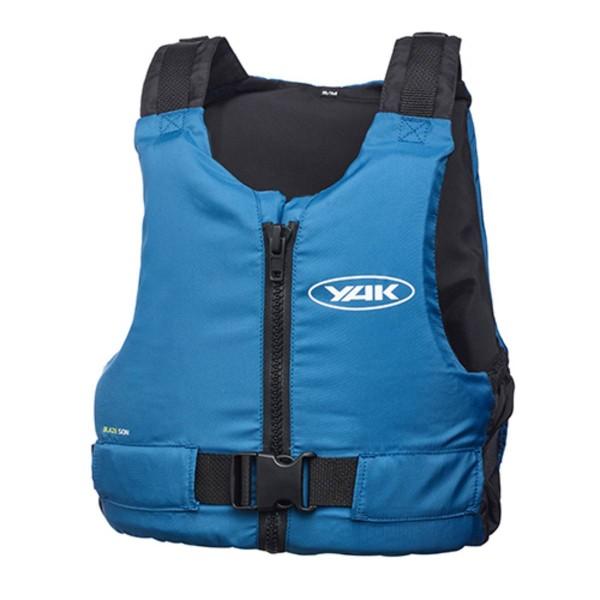 Yak Blaze 50N Buoyancy Aid Blue Junior