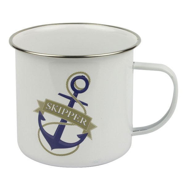 Tin Mug Skipper