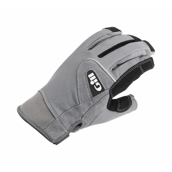 Gill Junior Deckhand Gloves Long Finger Grey