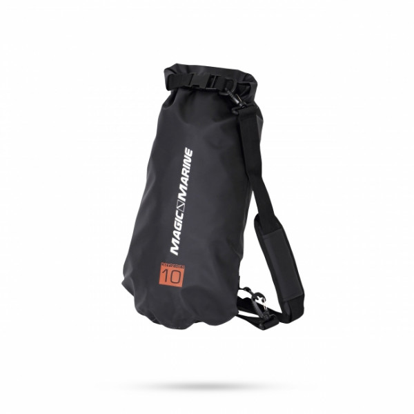 Magic Marine Waterproof Duffle Bag 10L Black