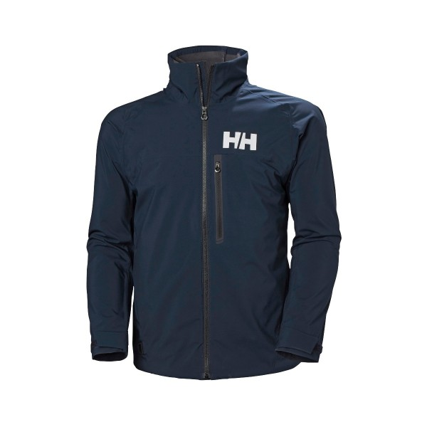 Helly Hansen HP Racing Midlayer Jacket Navy 34041