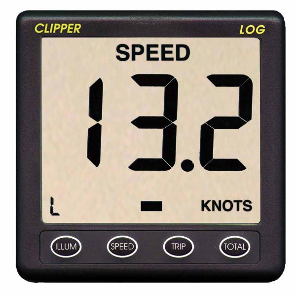 NASA Clipper Log Repeater