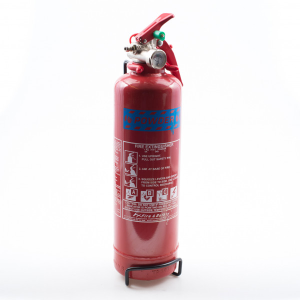 Fire Extinguisher Manual Powder 1kg