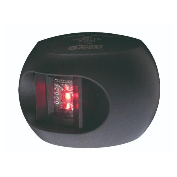 Aqua Signal Series 34 Port LED Navigation Light Black Housing