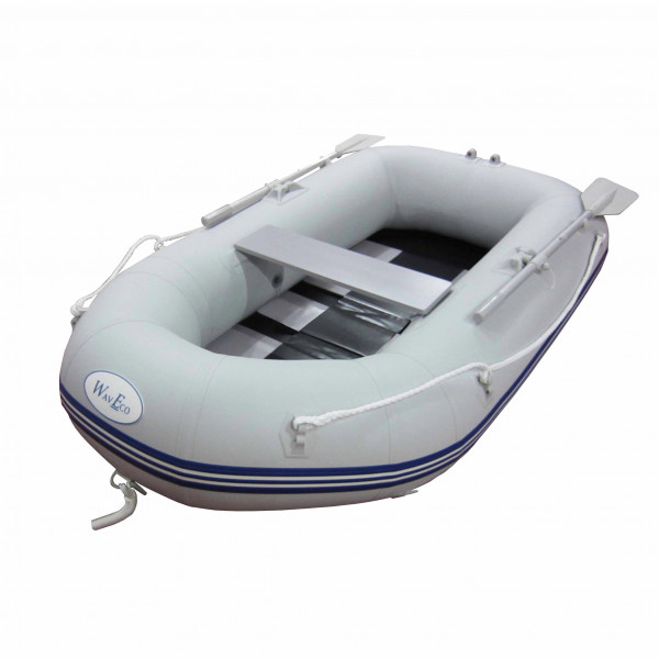WavEco 2.3m Inflatable Dinghy Roundtail Slatted Floor (with engine bracket)