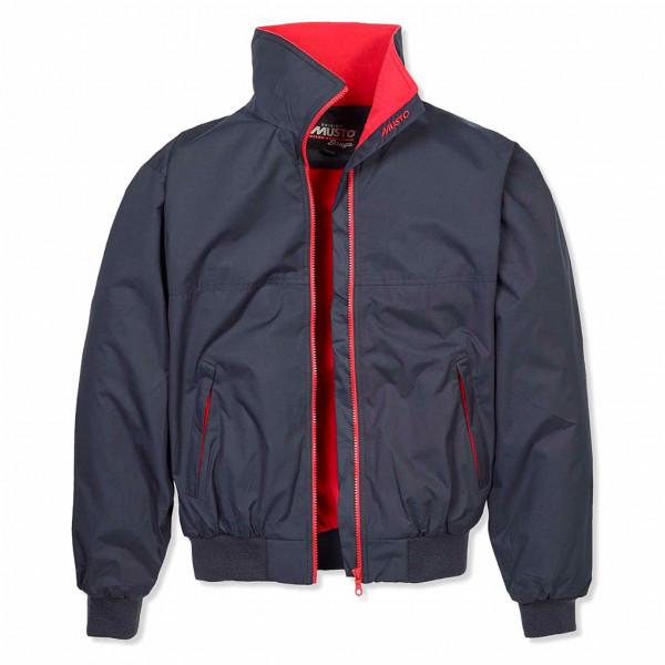 Musto Classic Snug Blouson Jacket True Navy/True Red