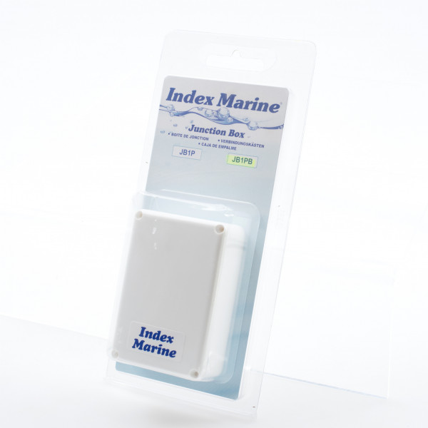 Index Marine JB1PB empty Junction Box