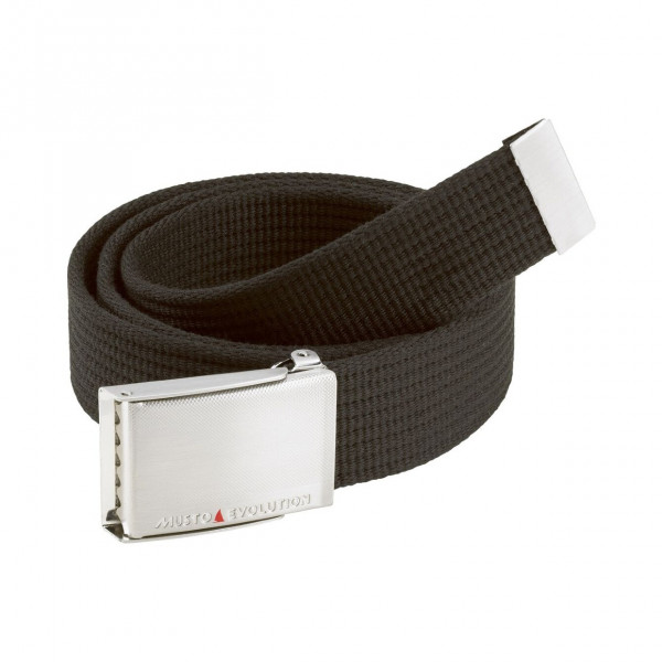 Musto Evolution Belt Black 80048