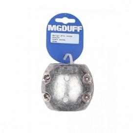 MGDUFF ZSA140 Zinc Ball Shaft Anode 35mm