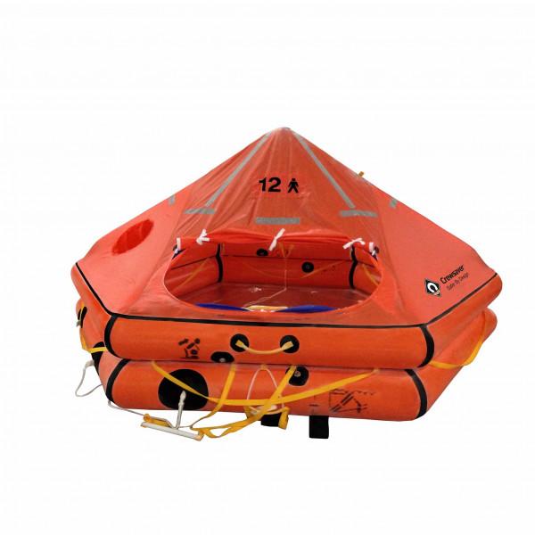 Crewsaver ISO Ocean Liferaft over 24hr Container
