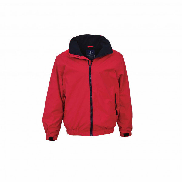 Maindeck Crew Jacket Red