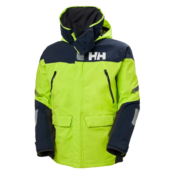 Helly Hansen Skagen Offshore Jacket Azid Lime 33907