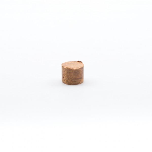 Teak Plug 15mm