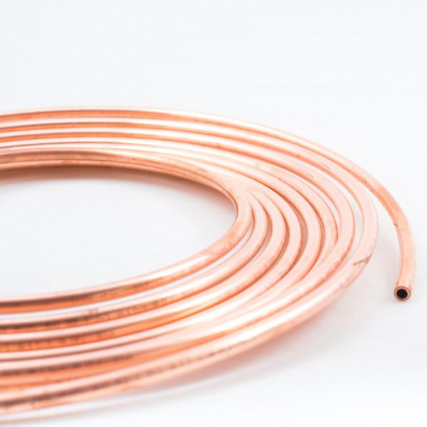 Copper Annealed Soft Pipe/Tube