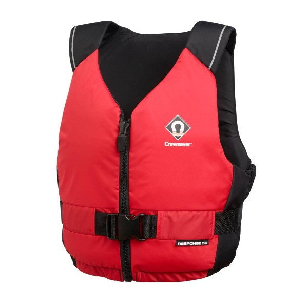 Crewsaver Response 50N Buoyancy Aid Red Junior
