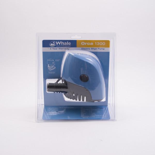 Whale Orca 1300 12v Bilge Pump
