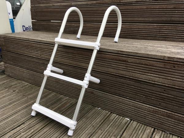 3 Step Folding Aluminum Boarding Ladder