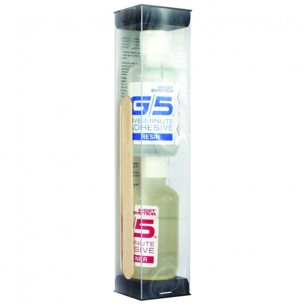 West System G5 Rapid Adhesive 0.2kg