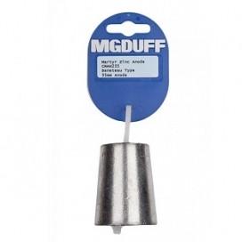 MGDUFF Beneteau Type 35mm Zinc Propeller Anode CMAN235