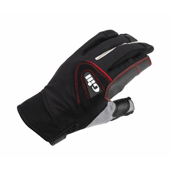 Gill Championship Gloves Long Finger Black