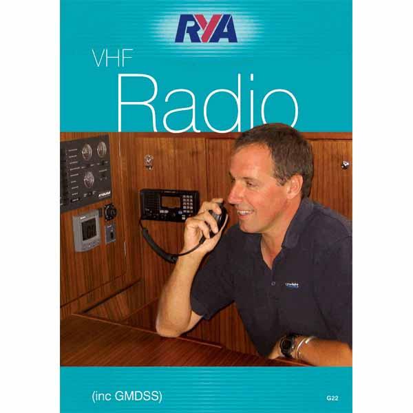 RYA VHF Radio G22