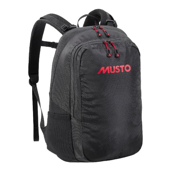 Musto Commuter Backpack Black 86001