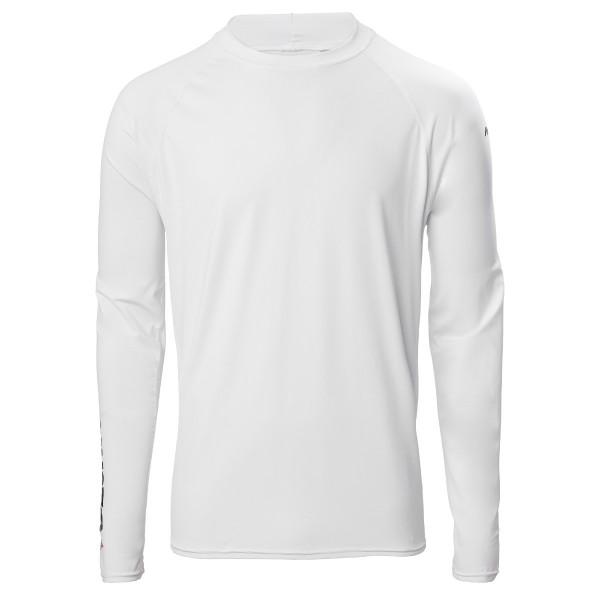 Musto Insignia UV FD Long Sleeve T-Shirt White